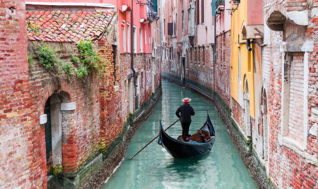 """Sos"" από τους Ιταλούς οικολόγους για τη Βενετία: ""Πρέπει να ενταχθεί στον κατάλογο του ΟΗΕ με τις πόλεις σε κίνδυνο""  - Κυρίως Φωτογραφία - Gallery - Video"