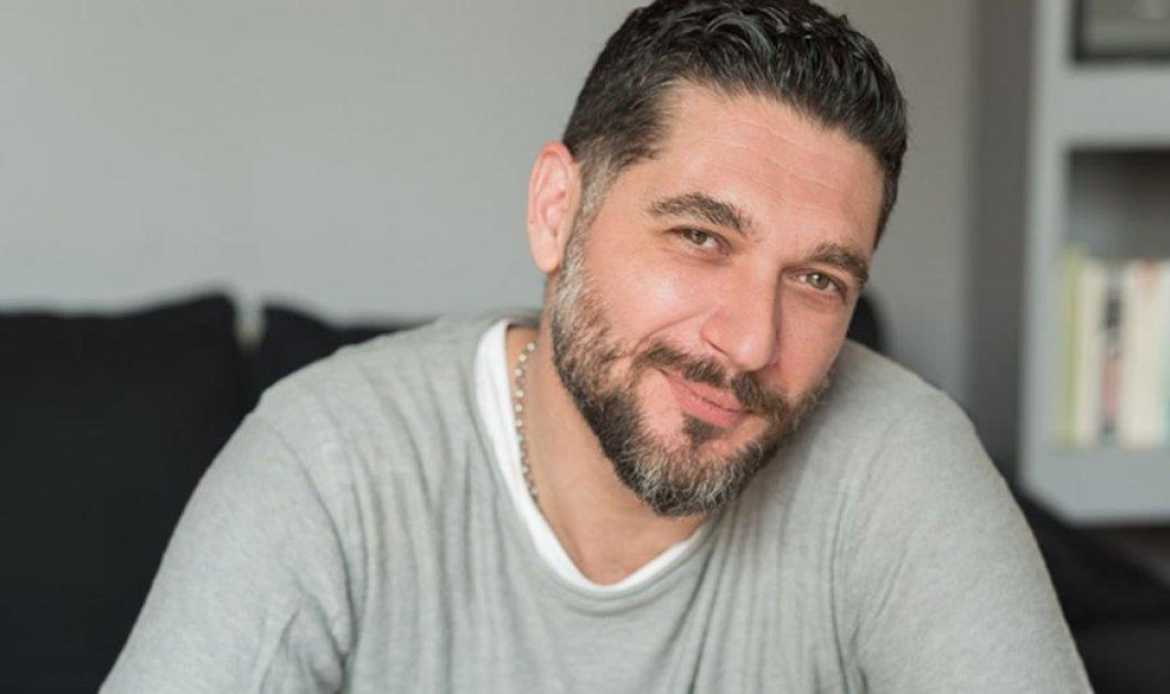Ο γοητευτικός σεφ Πάνος Ιωαννίδης ποζάρει με την αδερφή του - Δείπνησαν μαζί (φώτο)  - Κυρίως Φωτογραφία - Gallery - Video