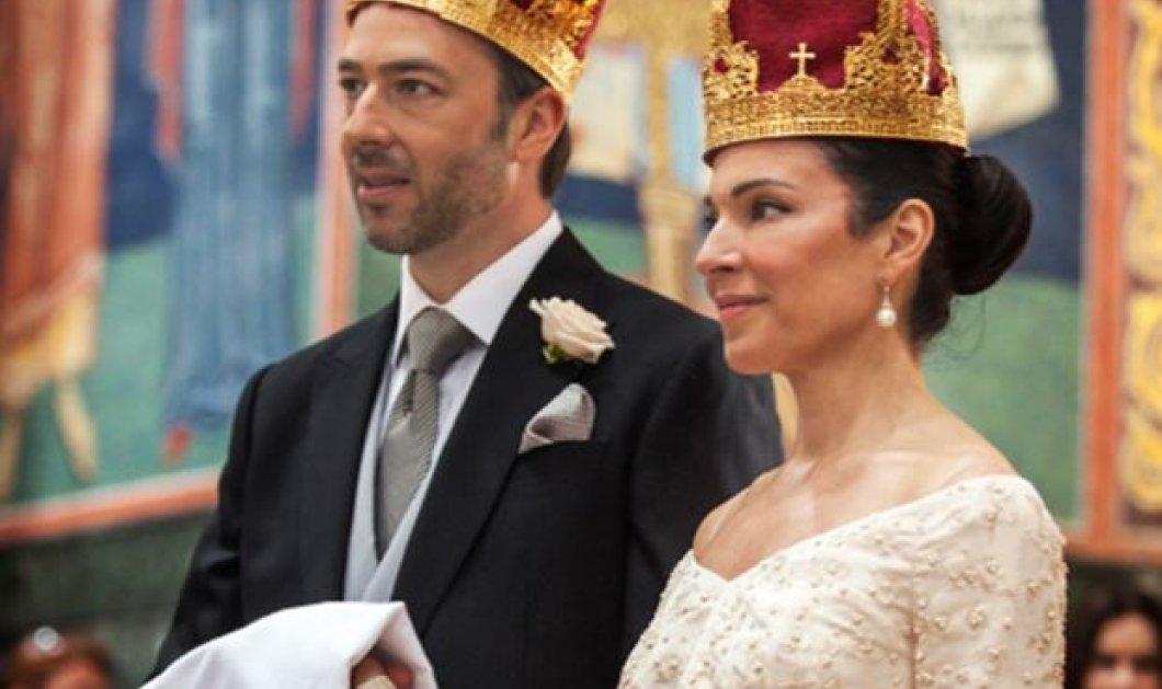 Πριγκιπικός γάμος στη Σερβία: Ποιοι Έλληνες ήταν εκεί – Εντυπωσίασε η νύφη με το γοργονέ φόρεμα & την τεράστια κορώνα (φωτό) - Κυρίως Φωτογραφία - Gallery - Video