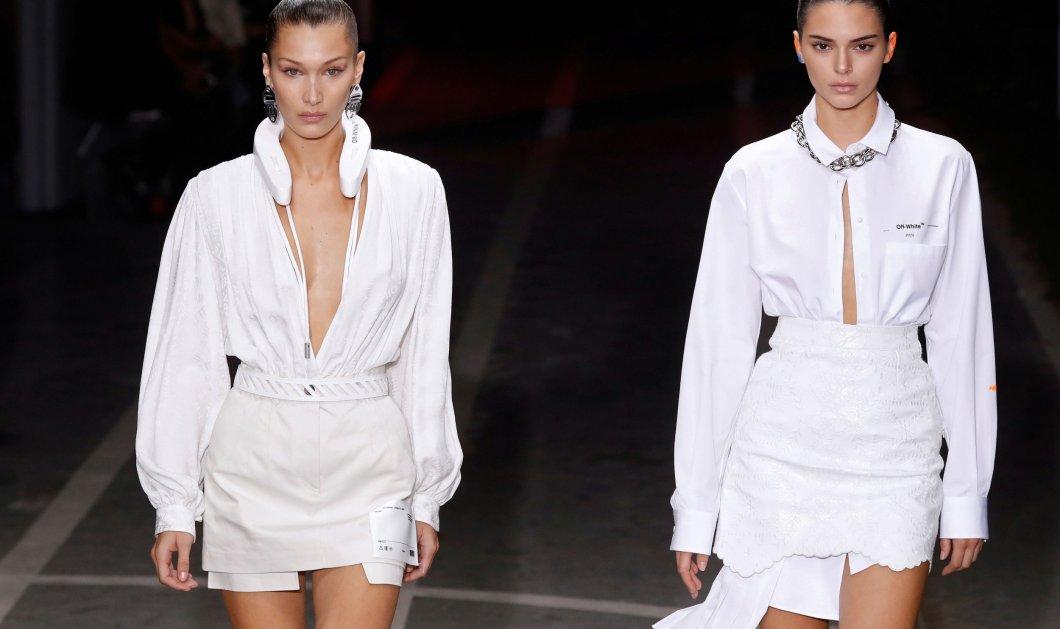 28 ακαταμάχητες εμφανίσεις με άσπρη καλοκαιρινή φούστα: Μίνι ή μίντι, μάξι ή πλισέ (φώτο)  - Κυρίως Φωτογραφία - Gallery - Video