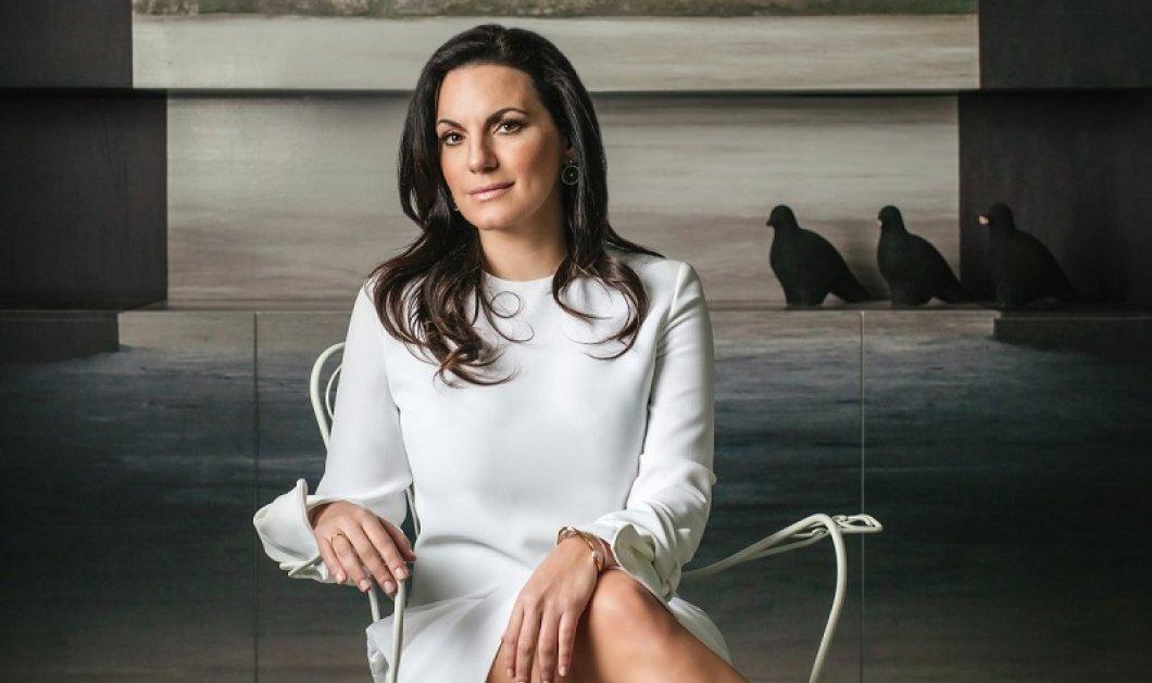 Αποκλειστικό - Όλγα Κεφαλογιάννη: Ο πολιτισμός μας να γίνει ο στρατηγικός πόρος της νέας Ελλάδας - Οι Κρητικοί συνήθως, πετυχαίνουμε τους στόχους μας - Κυρίως Φωτογραφία - Gallery - Video