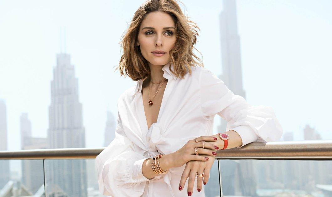 Η επιτομή της κομψότητας από τη διασημότερη  Ιταλίδα fashion influencer - Η Olivia Palermo φοράει ένα εκπληκτικό σύνολο και εντυπωσιάζει ξανά (φώτο) - Κυρίως Φωτογραφία - Gallery - Video