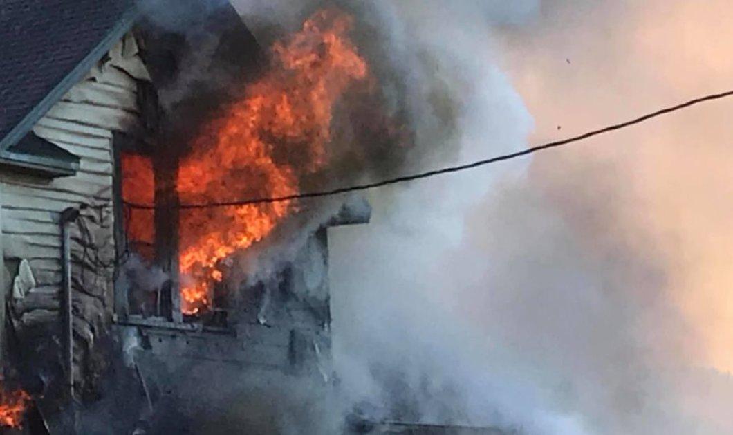 Τραγωδία με 6 νεκρούς στο Ουισκόνσιν – Η φωτιά έκαψε ζωντανά τα 3 μικρά παιδιά το μωρό & τους γονείς (φωτό) - Κυρίως Φωτογραφία - Gallery - Video