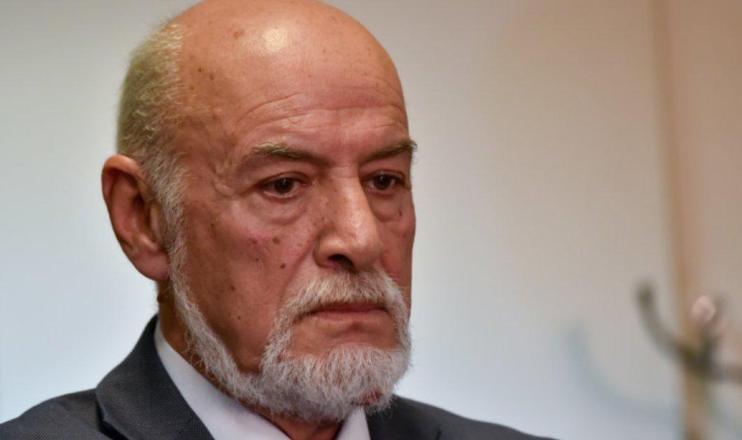 Πέθανε ο Ροδόλφος Μορώνης – Δημοσιογράφος και γενικός διευθυντής της ΕΡΤ - Κυρίως Φωτογραφία - Gallery - Video