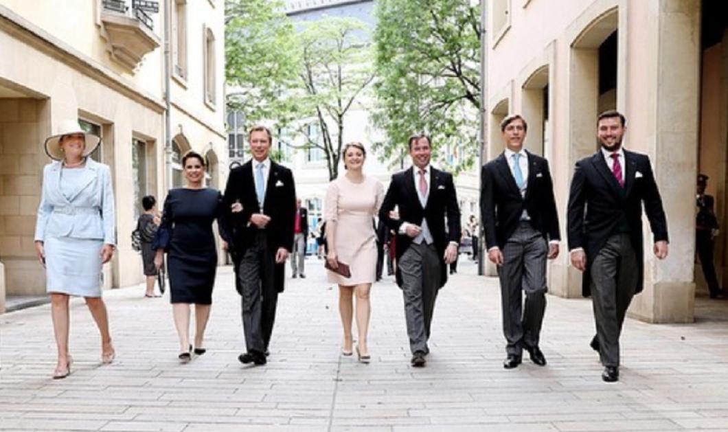 Πως γιόρτασαν οι δούκες του Λουξεμβούργου την εθνική επέτειο της όμορφης χώρας τους (φώτο-βίντεο) - Κυρίως Φωτογραφία - Gallery - Video
