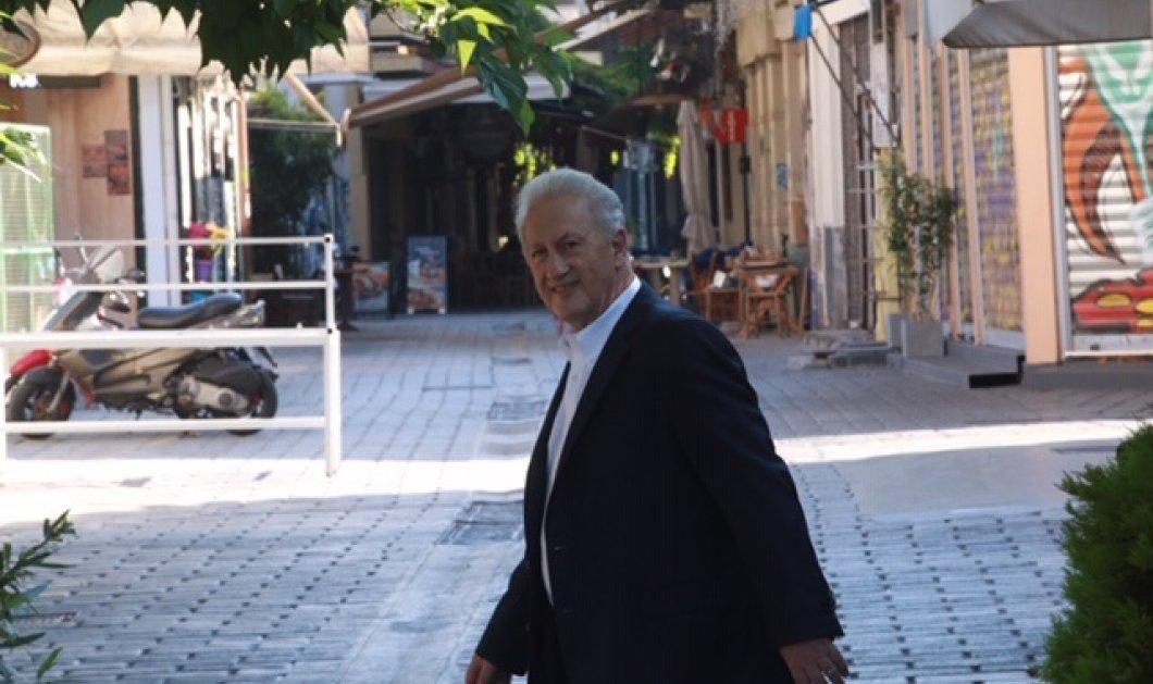 Αποκλειστικό - Κώστας Σκανδαλίδης: Το ΚΙΝΑΛ ανάχωμα στις συντηρητικές επιλογές την επόμενη μέρα - Κυρίως Φωτογραφία - Gallery - Video