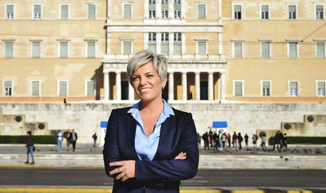 Αποκλειστικό - Σοφία Νικολάου: Οι Ελληνίδες πρέπει να αγωνιζόμαστε ώσπου να λέμε πως είμαστε σύγχρονες Ευρωπαίες και να το εννοούμε! - Κυρίως Φωτογραφία - Gallery - Video