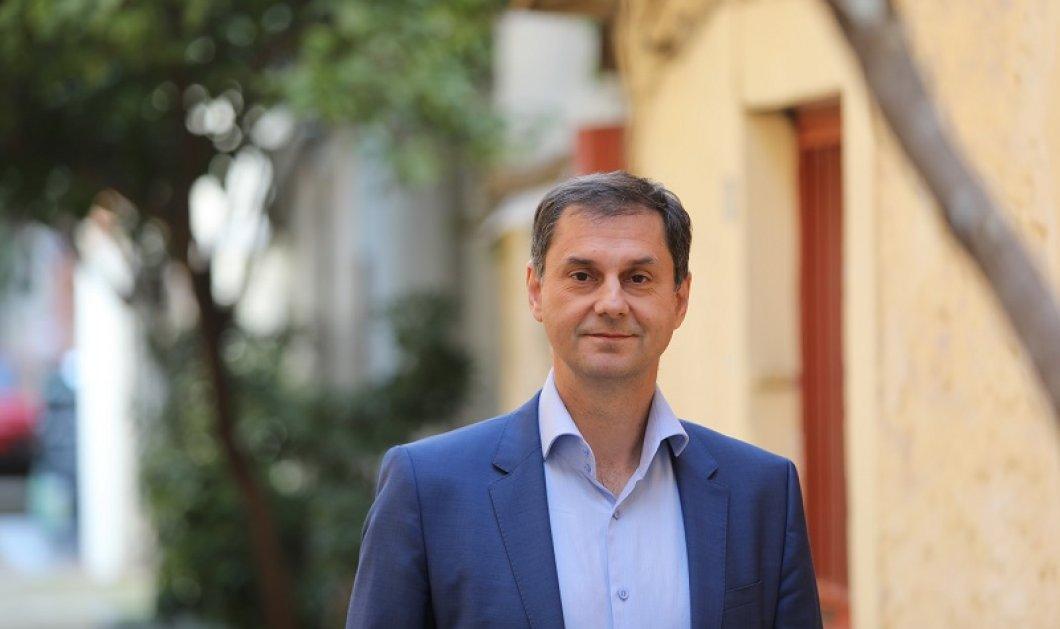 Αποκλειστικό - Χάρης Θεοχάρης: To Ποτάμι θα λείψει αλλά ο χρόνος πίσω δεν γυρνά - Στόχος μας με τη ΝΔ, η αυτοδύναμη και φωτεινή Ελλάδα - Κυρίως Φωτογραφία - Gallery - Video