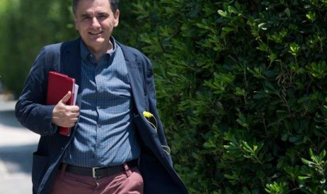 Τσακαλώτος: «Έχουν δίκιο όσοι διαμαρτύρονται γιατί δεν καταφέραμε να βελτιώσουμε τις ζωές τους όσο θέλαμε» - Κυρίως Φωτογραφία - Gallery - Video