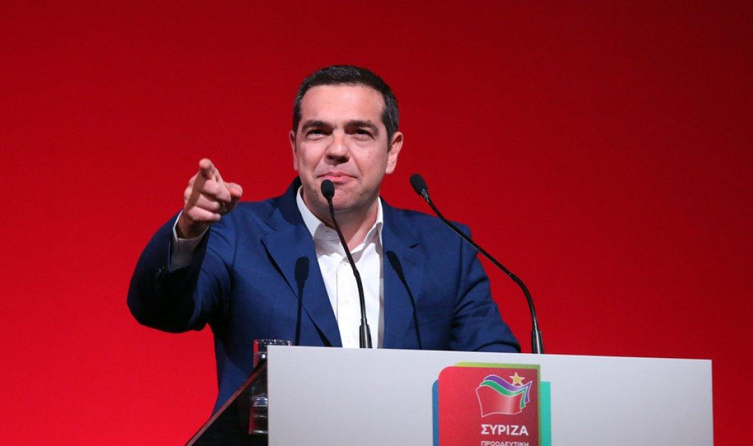Εκλογές 2019: Οι υποψήφιοι του ΣΥΡΙΖΑ - Σε Λάρισα & Αχαΐα υποψήφιος ο Αλέξης Τσίπρας  - Κυρίως Φωτογραφία - Gallery - Video