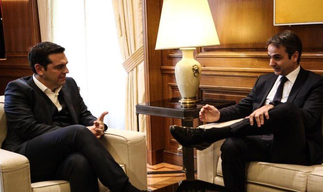 Δημοσκόπηση Metron Analysis: Πέφτει κι άλλο στις δημοσκοπήσεις ο ΣΥΡΙΖΑ, εν μέσω της «θύελλας» για τα ρουσφέτια - Κυρίως Φωτογραφία - Gallery - Video
