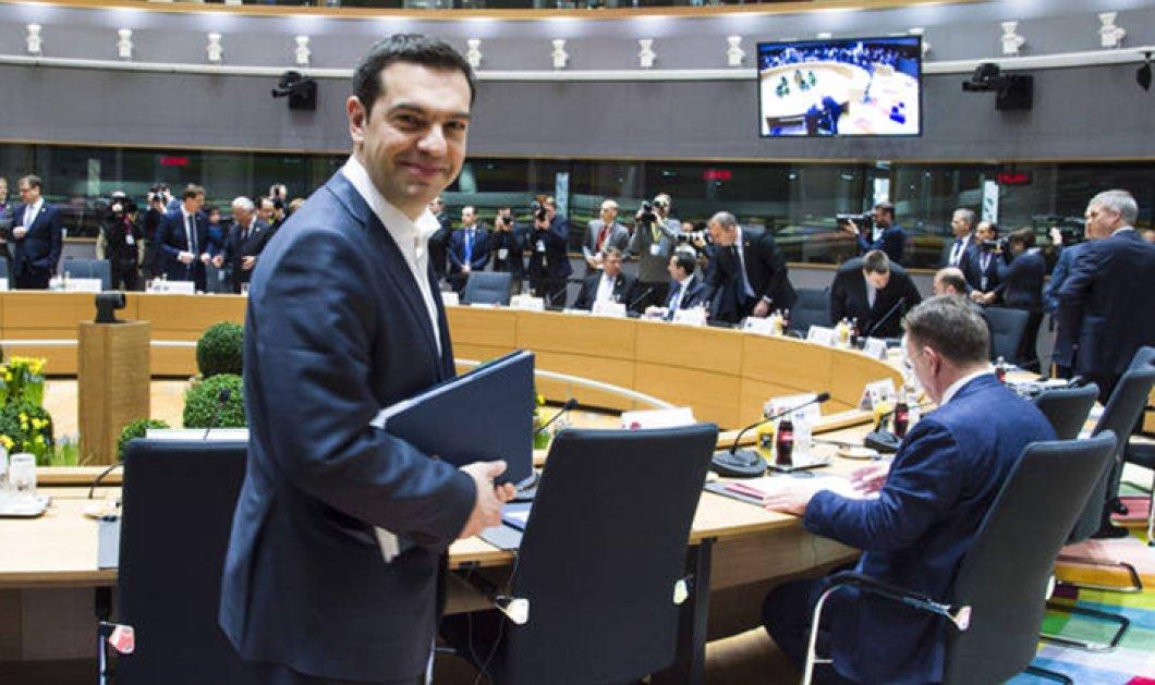 Η παρέμβαση Τσίπρα για στοχευμένα μέτρα κατά της Τουρκίας & ο διάλογος με Μέρκελ και Μακρόν - Κυρίως Φωτογραφία - Gallery - Video