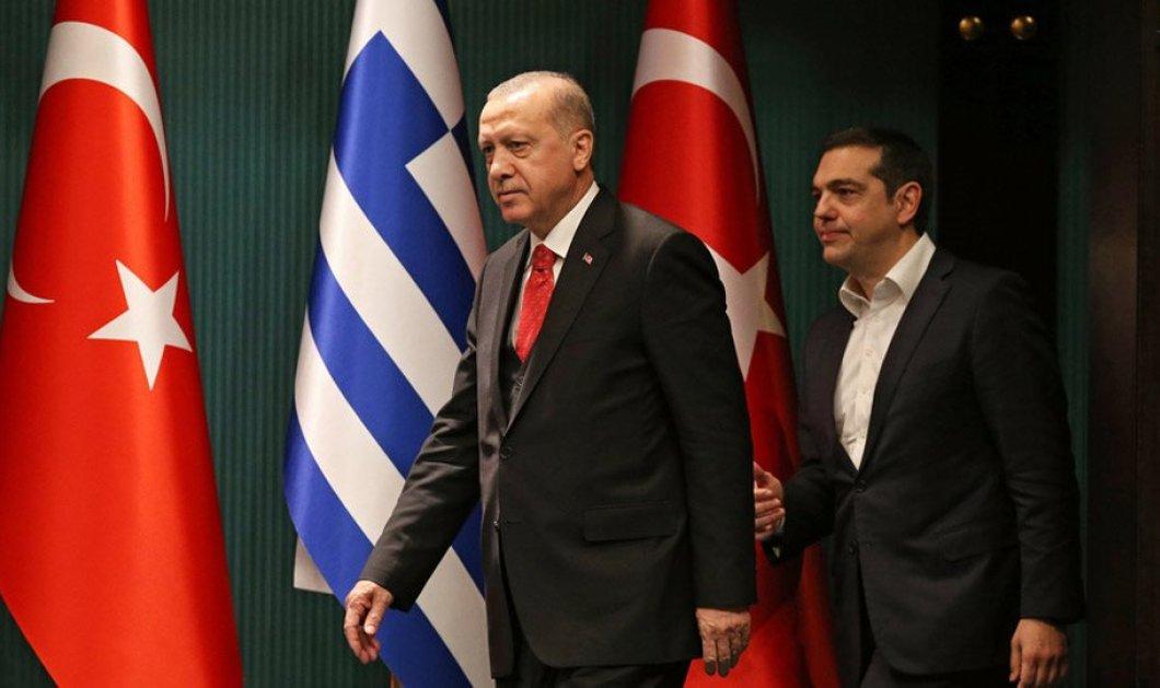 Τουρκικός τύπος: Τα λόγια του Ερντογάν φόβισαν την Αθήνα - Απειλές σκάνδαλο από Ελλάδα - Κυρίως Φωτογραφία - Gallery - Video
