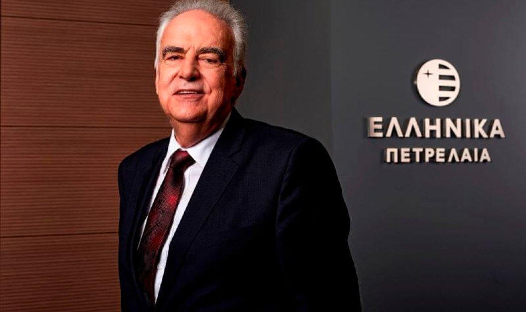 Ευάγγελος Τσοτσορός: Μέρα σταθμός για τον όμιλο ΕΛΠΕ η σημερινή - Υπογράφτηκαν οι συμβάσεις για την παραγωγή Υ/Α δυτικά & ΝΔ της Κρήτης - Κυρίως Φωτογραφία - Gallery - Video