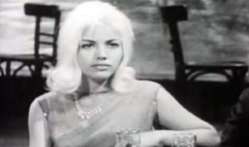 Έφυγε από τη ζωή  η ηθοποιός του μουσικού θεάτρου Τζίνα Βούλγαρη - Έπαιξε σε γνωστές ταινίες  - Κυρίως Φωτογραφία - Gallery - Video