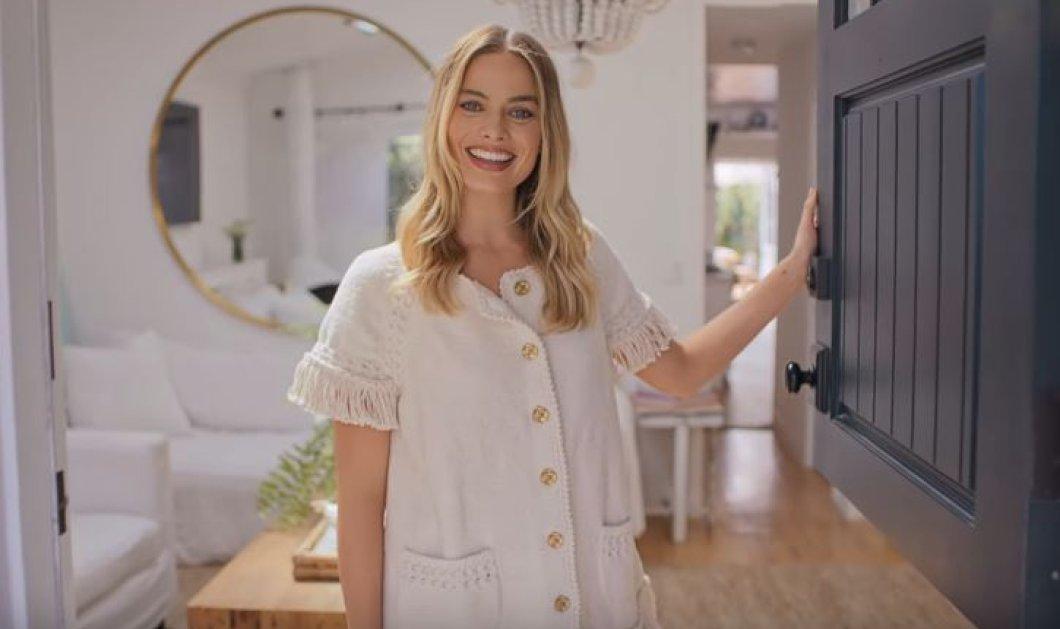 Margot Robbie: Όταν η Vogue επισκέφθηκε το όμορφο, ρομαντικό σπίτι της σταρ του Hollywood (βίντεο) - Κυρίως Φωτογραφία - Gallery - Video