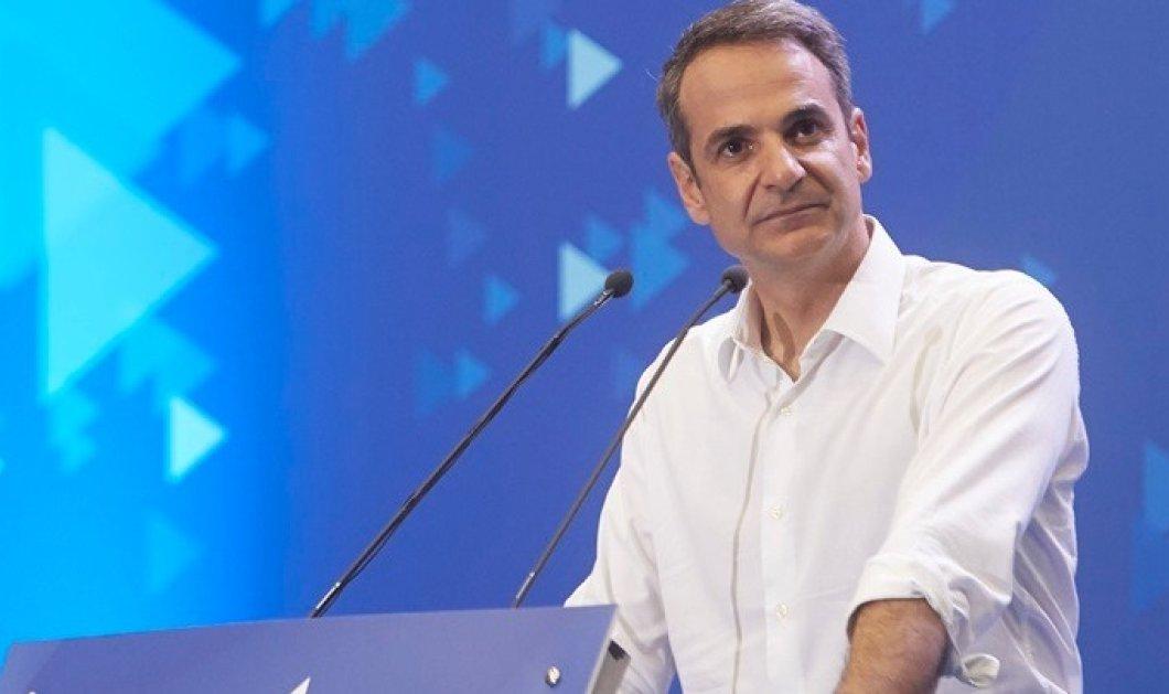 """Κυριάκος Μητσοτάκης: Θα ηγηθώ του ψηφοδελτίου στην Αχαΐα - Το """"κλειδί"""" της πολιτικής της ΝΔ  είναι η ισχυρή ανάπτυξη  - Κυρίως Φωτογραφία - Gallery - Video"""