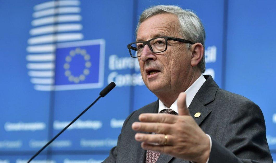 Γιούνκερ: Μας έδωσαν παραποιημένα στοιχεία για την Ελλάδα - Δεν θα είχαμε ζήσει την ελληνική κρίση  - Κυρίως Φωτογραφία - Gallery - Video