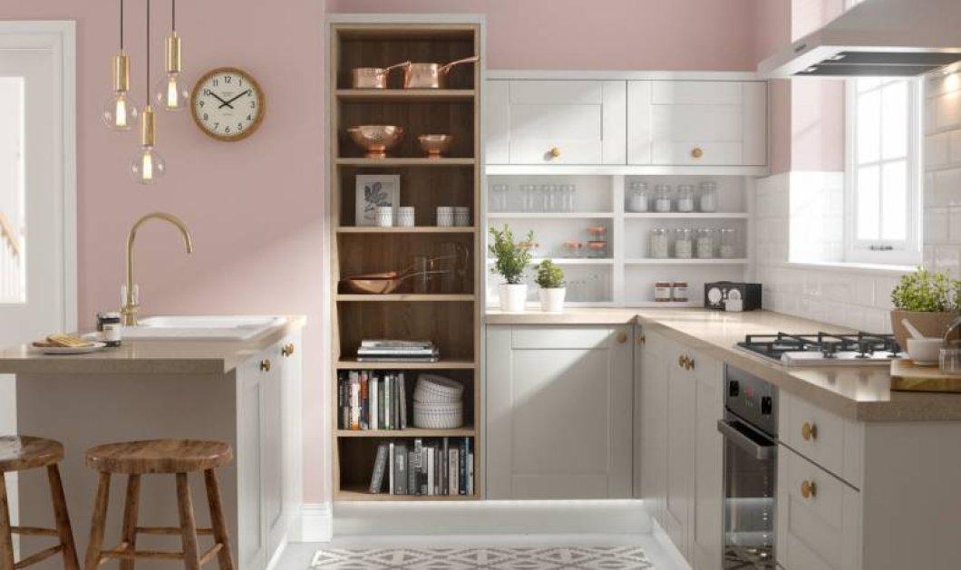 Σπύρος Σούλης: Ιδού 4 πανεύκολοι τρόποι για να αναβαθμίσετε την κουζίνα σας αν μένετε σε σπίτι με ενοίκιο (φώτο) - Κυρίως Φωτογραφία - Gallery - Video