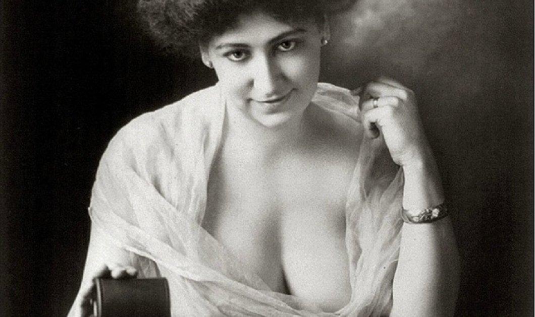 Madame Moustache: Η συναρπαστική ιστορία της Έλενορ Ντουμόντ - Η πρώτη γυναίκα διάσημη χαρτοπαίκτης (φώτο) - Κυρίως Φωτογραφία - Gallery - Video