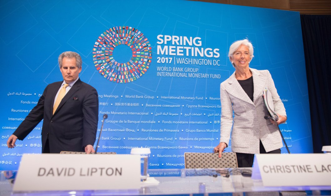 Ο Νο2 του ΔΝΤ στην θέση της Κριστίν Λαγκάρντ – Ποιος είναι ο νέος διευθυντής; - Κυρίως Φωτογραφία - Gallery - Video