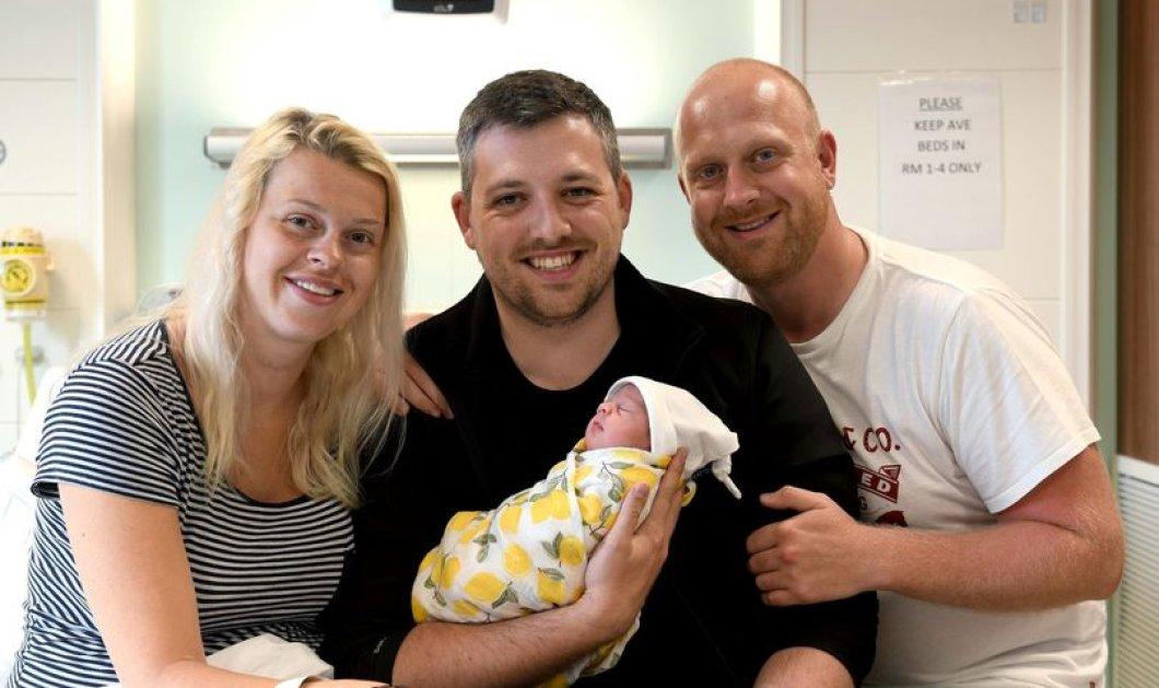 Story of the day: 27χρονη κυοφόρησε & γέννησε το παιδί του gay αδελφού της - Η παρένθετη μητρότητα της « θείας» (φωτό) - Κυρίως Φωτογραφία - Gallery - Video