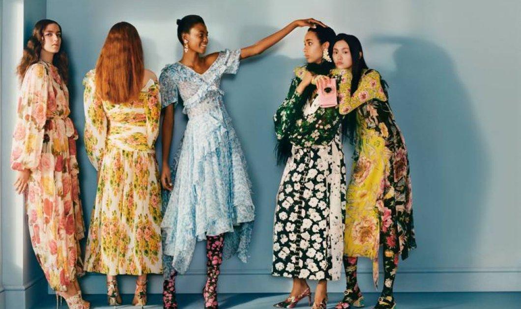 28 floral φορέματα που θα κάνουν τη διαφορά στη γκαρνταρόμπα σου (φωτό) - Κυρίως Φωτογραφία - Gallery - Video