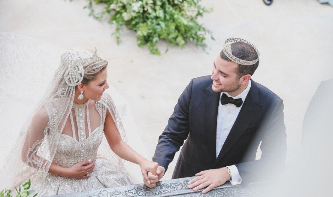30 φώτο από το γάμο της χρονιάς στο Λίβανο: Ο γιος του διάσημου σχεδιαστή Elie Saab, η καλλονή νύφη, τα δύο νυφικά η δεξίωση  - Κυρίως Φωτογραφία - Gallery - Video
