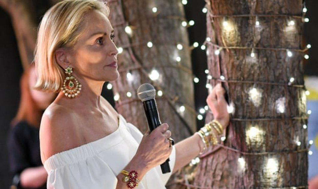 Sharon Stone: Το Χόλιγουντ με πέταξε μετά το εγκεφαλικό, στα 43 μου (φωτό) - Κυρίως Φωτογραφία - Gallery - Video