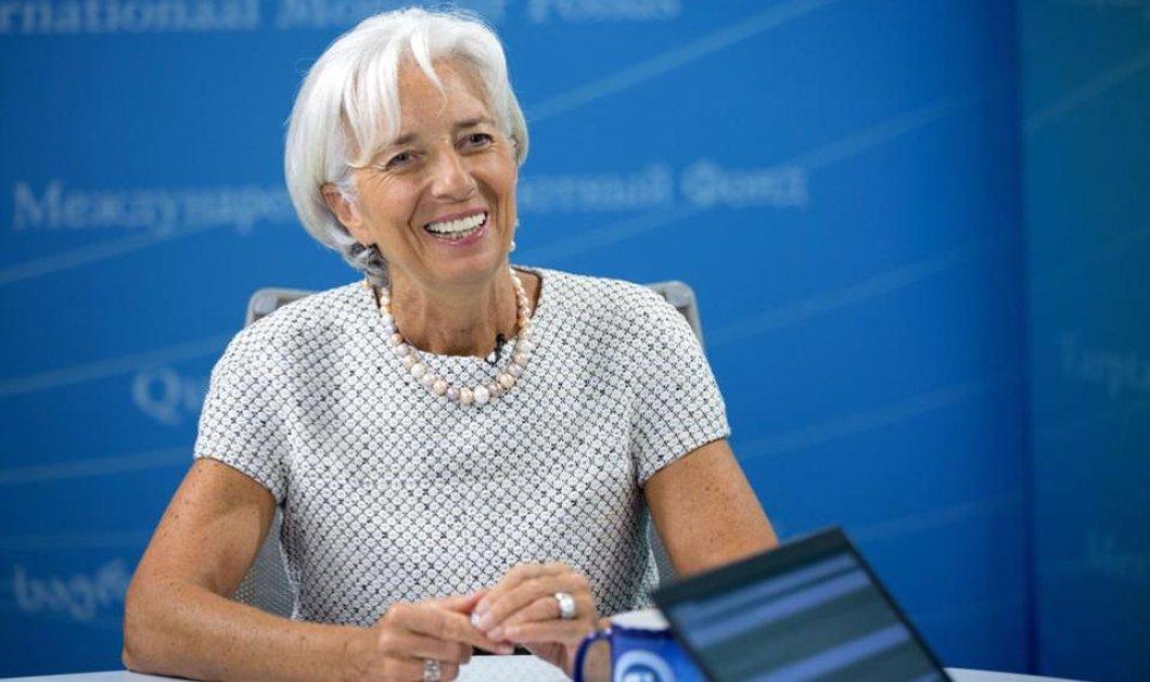 Βουτιά ρεκόρ ομολόγων μετά την ανακοίνωση της Κριστίν Λαγκάρντ για την προεδρία της ΕΚΤ - Όλη η ανάλυση - Κυρίως Φωτογραφία - Gallery - Video