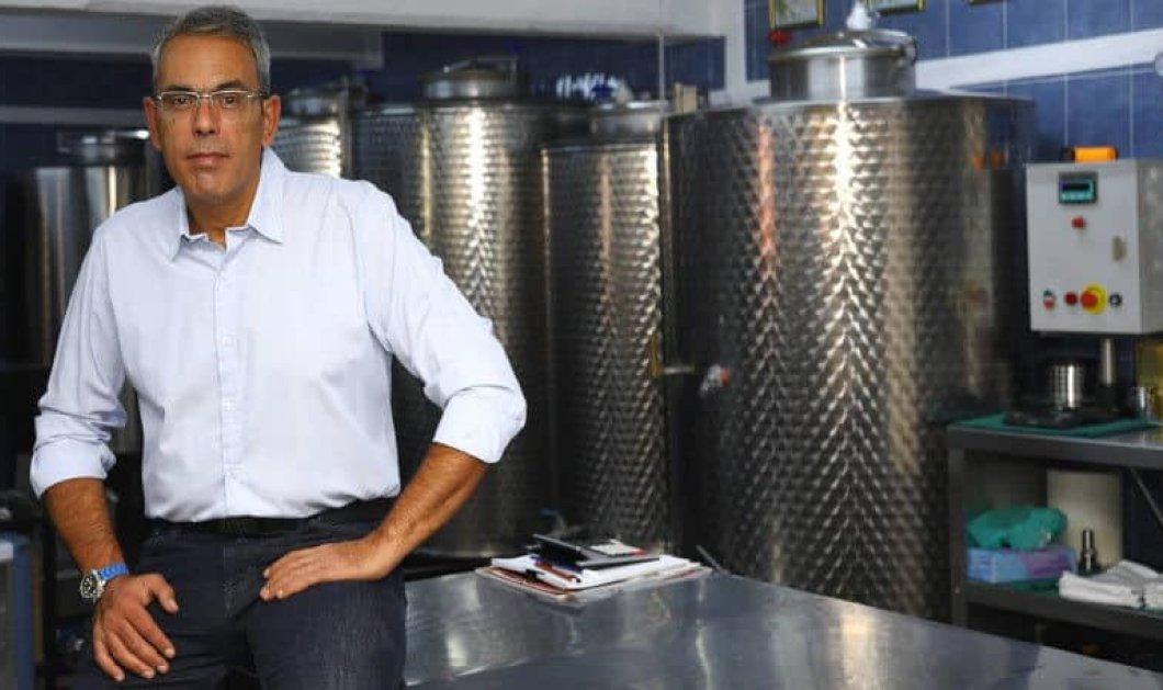 Γιώργος Σακελλαρόπουλος, ο πρωτοπόρος των βραβεύσεων: Τα ελαιόλαδα των βιολογικών ελαιώνων Σακελλαρόπουλου στα καλύτερα του κόσμου για το 2019 - Κυρίως Φωτογραφία - Gallery - Video