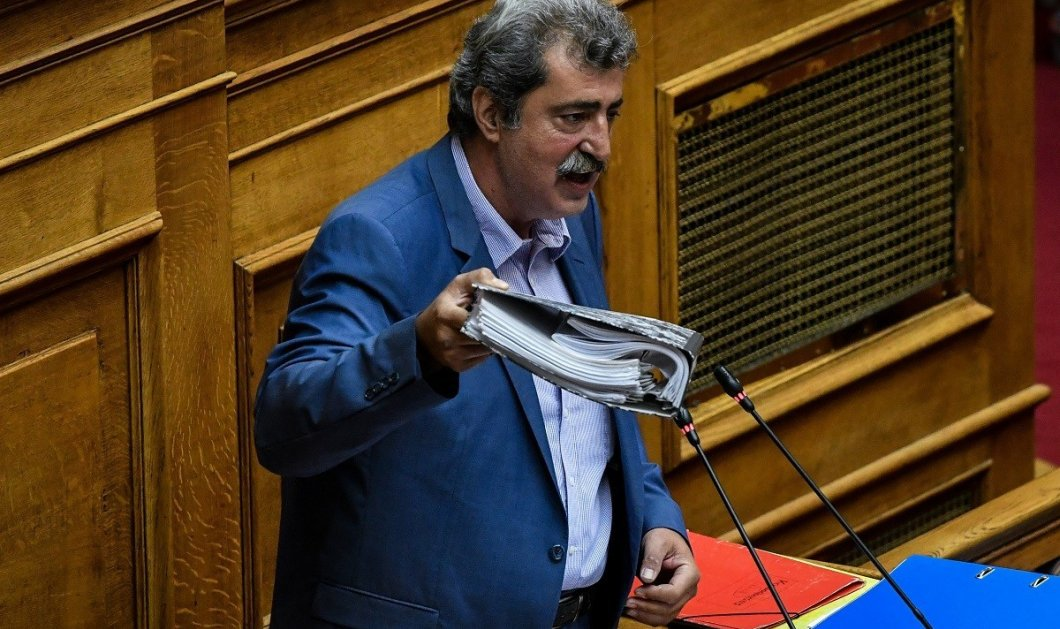 Παύλος Πολάκης; Η Βουλή αποφάσισε την άρση ασυλίας του – Αποχώρησε ο ΣΥΡΙΖΑ - Κυρίως Φωτογραφία - Gallery - Video