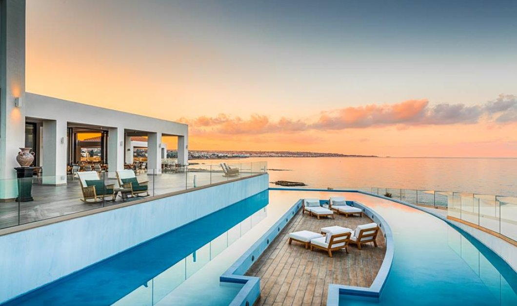 Abaton Island Resort & Spa: Πολυτέλεια με έμπνευση από τη φύση στο μεσογειακό με άψογο design ξενοδοχείο της Κρήτης - Κυρίως Φωτογραφία - Gallery - Video