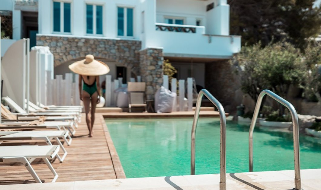 Kenshō Boutique Hotels & Villas: Πολυτελή δωμάτια & σουίτες της Μυκόνου με φυσική πέτρα, παλαιωμένο ξύλο & ανεμπόδιστη θέα στη θάλασσα - Κυρίως Φωτογραφία - Gallery - Video