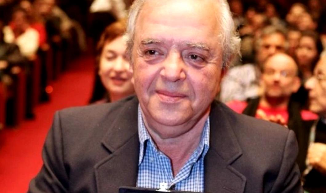 Πέθανε ο σπουδαίος σκηνοθέτης Σταύρος Τσιώλης (βίντεο) - Κυρίως Φωτογραφία - Gallery - Video