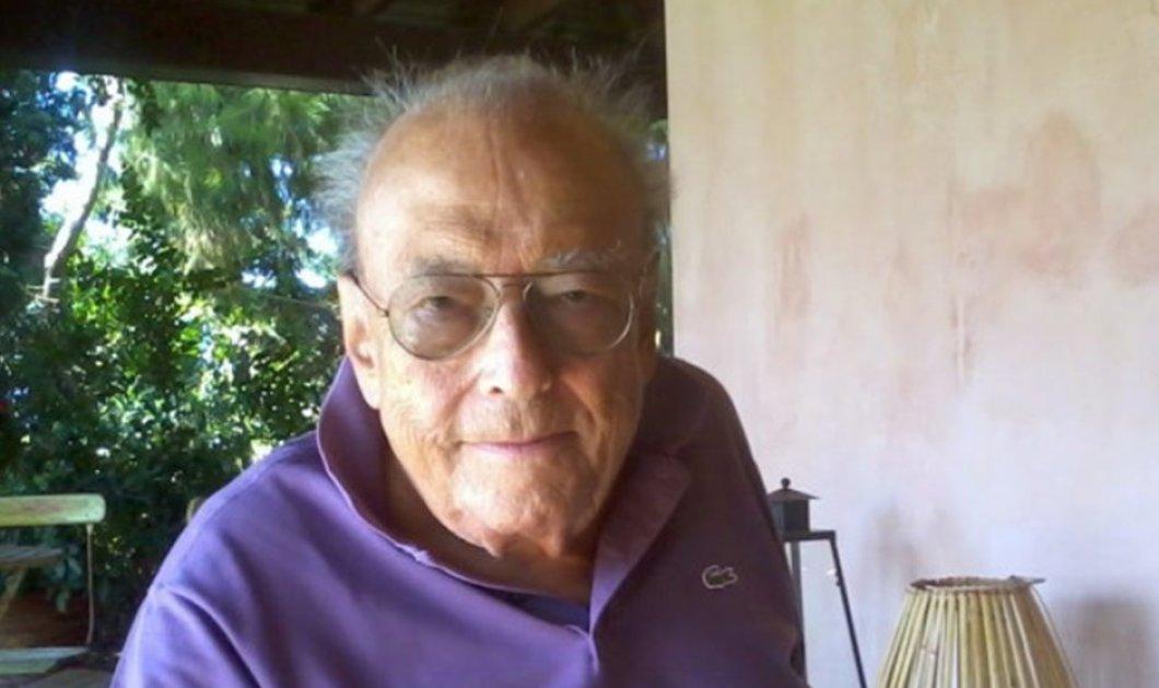 Πέθανε σε ηλικία 92 ετών ο Κάρολος Φιξ, της γνωστής οικογένειας ζυθοποιών - Κυρίως Φωτογραφία - Gallery - Video