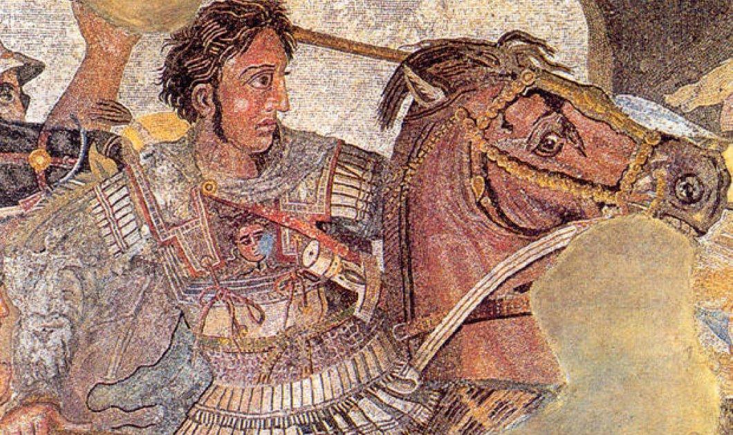 Πευκέστας, Λεοννάτος και Αβρέας- Oι 3 σωματοφύλακες του Μεγάλου Αλεξάνδρου - Κυρίως Φωτογραφία - Gallery - Video