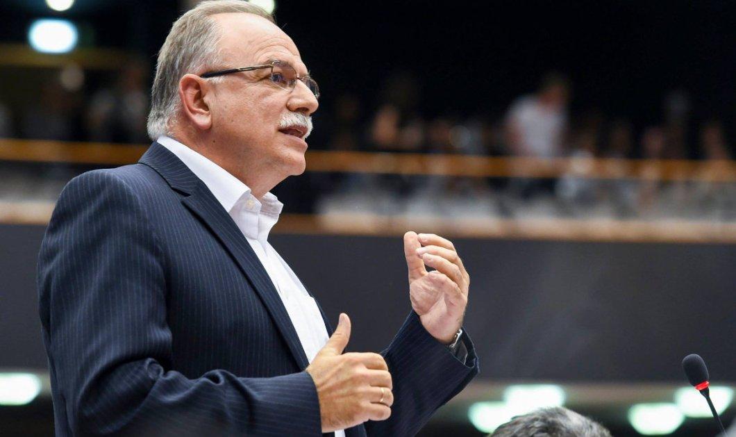Παρασκήνιο: Ποιοι Έλληνες ευρωβουλευτές ψήφισαν & ποιοι όχι τον Δημήτρη Παπαδημούλη για Αντιπρόεδρο του Ευρωκοινοβουλίου - Κυρίως Φωτογραφία - Gallery - Video