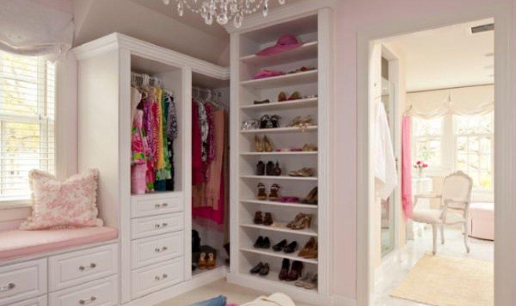 """Ο Σπύρος Σούλης σας δίνει τα top 3 tips για να οργανώσετε τέλεια τις ντουλάπες σας - Τέλος ο """"πονοκέφαλος"""" (φώτο) - Κυρίως Φωτογραφία - Gallery - Video"""