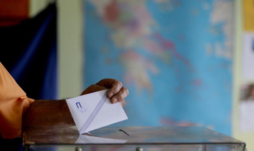 Εθνικές εκλογές 2019- Live τα αποτελέσματα -Πρώτο κόμμα η Ν.Δ. με 39,7% - Ακολουθεί ο ΣΥΡΙΖΑ με 31,45%   - Κυρίως Φωτογραφία - Gallery - Video