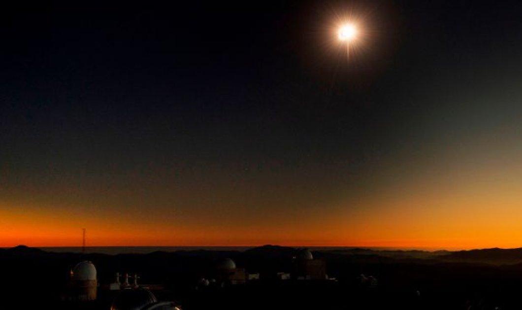 Εικόνες & βίντεο που κόβουν την ανάσα: Η ολική έκλειψη ηλίου στη Χιλή - Η μέρα έγινε νύχτα  - Κυρίως Φωτογραφία - Gallery - Video
