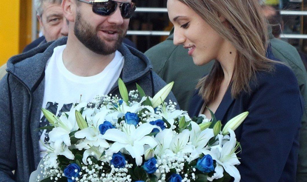 Η Άννα Κορακάκη χώρισε από τον Γάλλο συναθλητή της - Οι διακοπές της Ολυμπιονίκη λίγο πριν τους Ολυμπιακούς αγώνες (φώτο) - Κυρίως Φωτογραφία - Gallery - Video