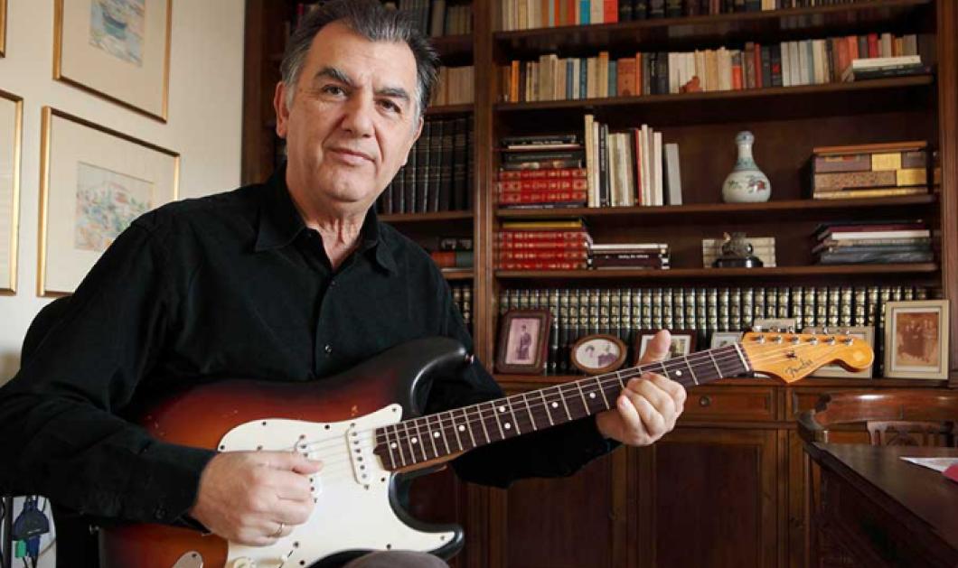 Έφυγε από την ζωή ο κιθαρίστας & συνθέτης Γιάννης Σπάθας, ιδρυτικό μέλος των Socrates - Κυρίως Φωτογραφία - Gallery - Video
