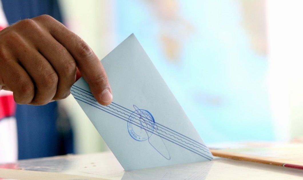 Εκλογές 2019: Όλα όσα πρέπει να γνωρίζετε πριν την κάλπη - Που ψηφίζετε - σταυροί - μετακινήσεις - Η λίστα για όλα  - Κυρίως Φωτογραφία - Gallery - Video
