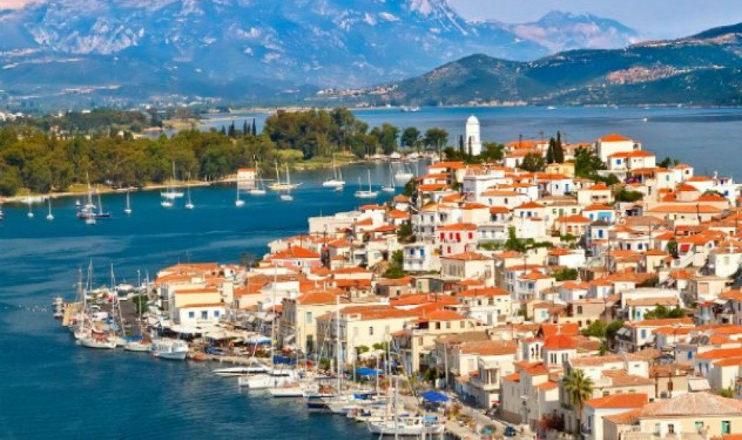 Βίντεο ημέρας: Ερμιόνη, η πόλη - νησί του τζετ σετ συνδυάζει το μπλε της θάλασσας & το πράσινο της φύσης - Κυρίως Φωτογραφία - Gallery - Video
