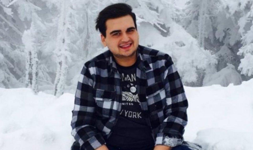 Νεκρός σε τροχαίο ο 23χρονος γιος του Ζαχαριά -Τι ερευνά η τροχαία; - Κυρίως Φωτογραφία - Gallery - Video