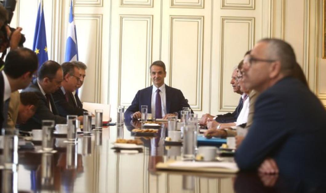 Κυριάκος Μητσοτάκης - Μεταναστευτικό: Οι έξι προτεραιότητες της κυβέρνησης στο μεταναστευτικό (φωτό) - Κυρίως Φωτογραφία - Gallery - Video