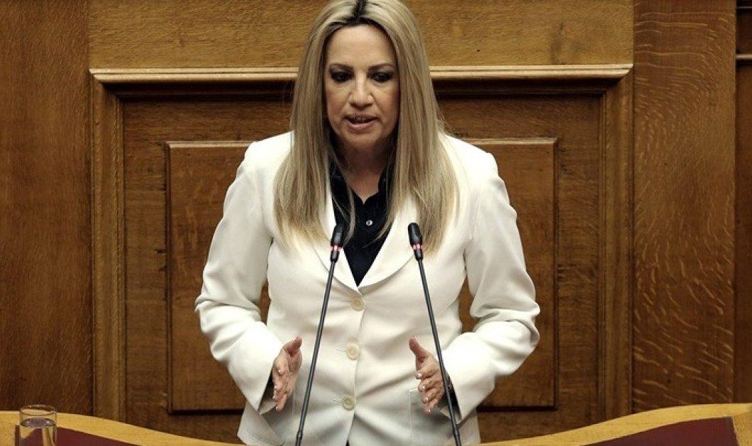 Φ. Γεννηματά: Για να βγει η Ελλάδα από την κρίση χρειάζονται συγκεκριμένες δεσμεύσεις (βίντεο) - Κυρίως Φωτογραφία - Gallery - Video