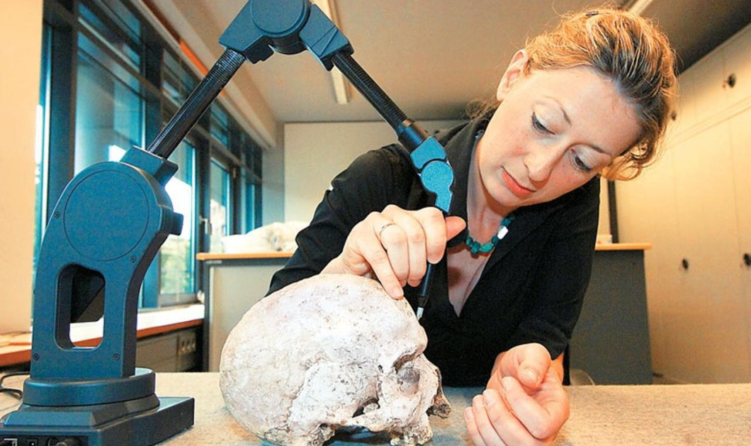 Τopwomen 2 Ελληνίδες που αποκάλυψαν φόνο – μυστήριο που έγινε πριν από 33.000 χρόνια - Κυρίως Φωτογραφία - Gallery - Video