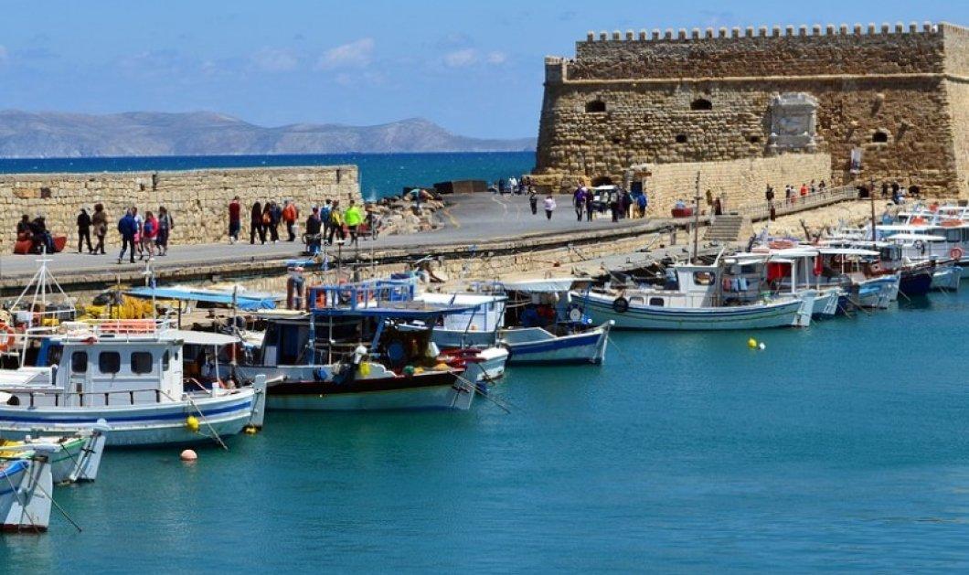 Ισχυρός σεισμός 5,3 βαθμών στην Κρήτη - Δεν έχουν αναφερθεί ζημιές - Κυρίως Φωτογραφία - Gallery - Video
